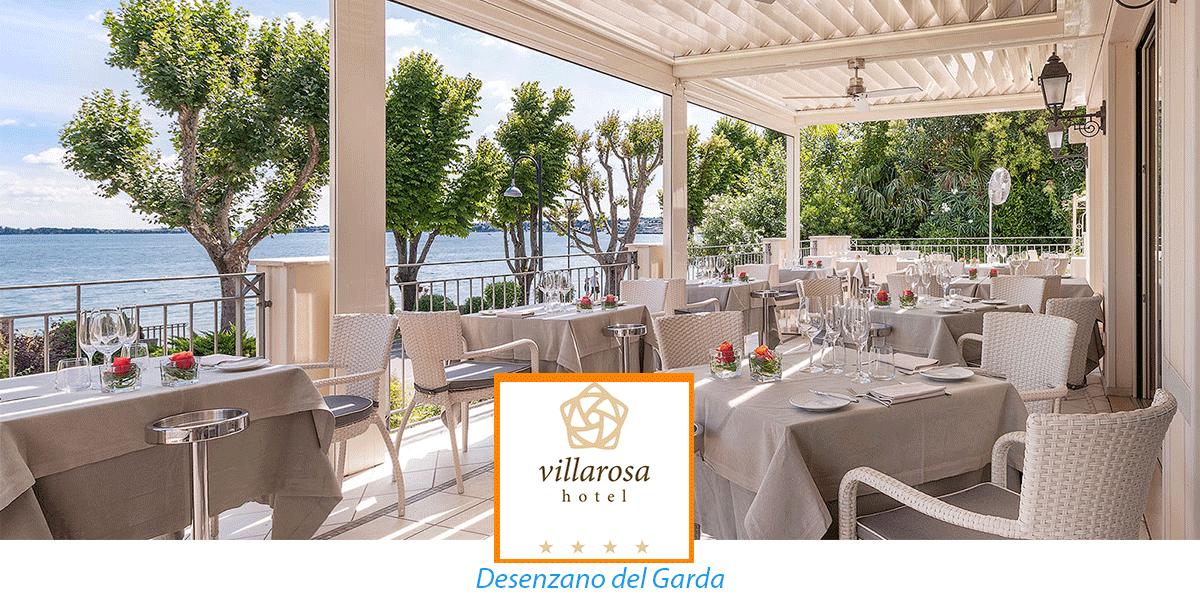 Hotel Villa Rosa **** - Desenzano del Garda