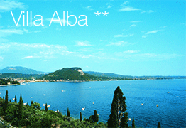 Hotel Villa Alba - Malcesine