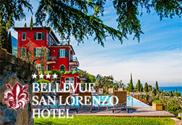 Hotel Bellevue San Lorenzo **** Malcesine, Lago di Garda