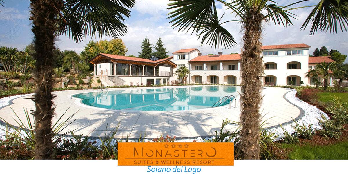 Hotel Ristorante Monastero - Wellness & Suites - Soaiano del Lago
