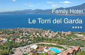 Hotel le Torri del Garda. Hotel 4 Stelle