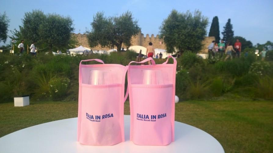 Italia in Rosa Lago di Garda